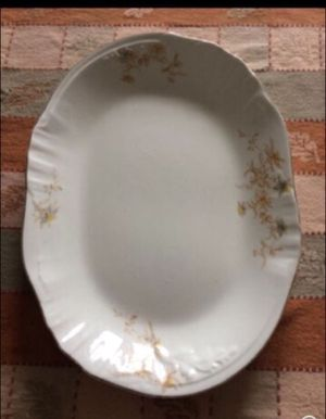 John Maddock & Son's of England - W. Chendrickson & Co. pottery serving dish for Sale in West Hazleton, PA