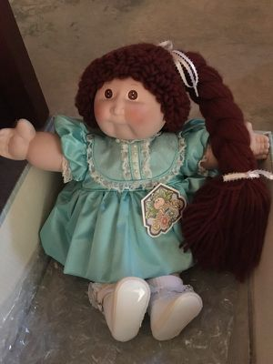Antique porcelain cabbage patch doll for Sale in Easton, MD