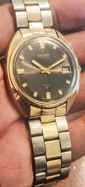 Seiko Precisionist 17 Jewels Men's Automatic Watch for Sale in Libertyville, IL