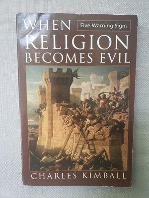 When Religion Becomes Evil for Sale in Richland, WA