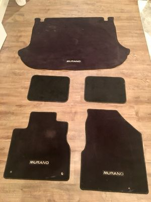 2010 Genuine Nissan Murano Floor Mats, Complete Set for Sale in Cleveland, OH