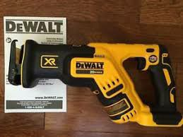 DEWALT 20 VOLT XR BRUSHLESS DRYWALL RECIPROCATING SAW ( TOOL-ONLY) NEW. NUEVO for Sale in Tucker, GA
