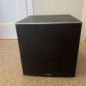 Polk audio Subwoofer for Sale in Half Moon Bay, CA
