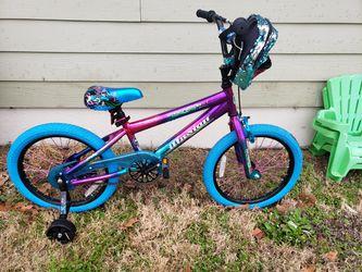 Girls Bike With Training Wheels for Sale in Waco,  TX