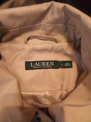 Ralph Lauren Hooded Raincoat (Womens) for Sale in Lithonia, GA