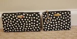 Kate spade polka dot back pack/wallet for Sale in Round Hill, VA