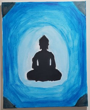 Buddha Canvas art for Sale in Cary, NC