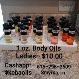 Premium Quality Cosmetic grade, Body Oils, Perfume oils. for Sale in Smyrna, TN