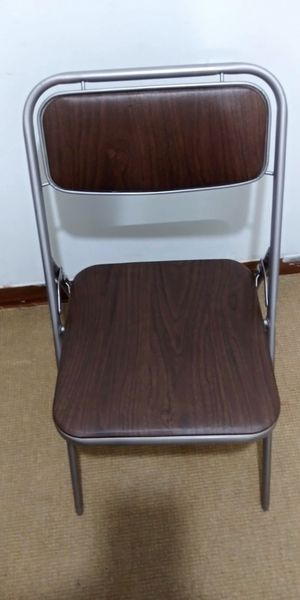 4- VINTAGE SAMSONITE CHAIRS for Sale in Chicago, IL