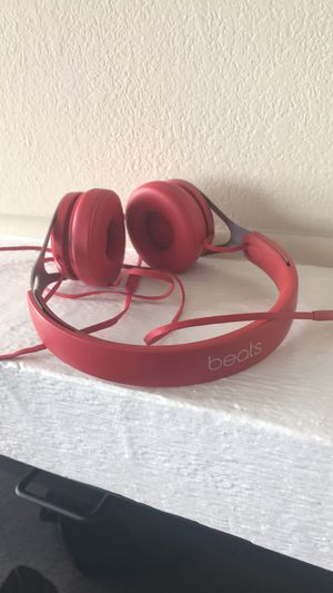 Red EP Beats by Dre for Sale in San Francisco, CA