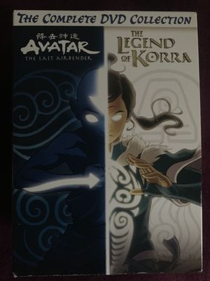 Avatar and Legend of Korra Box Set for Sale in The Bronx, NY