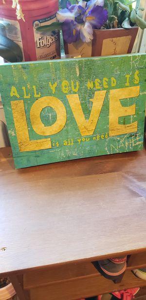 Frame decor for Sale in Everett, WA