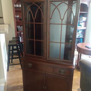 China Cabinet, Duncan Phyfe, 1930s for Sale in San Diego, CA