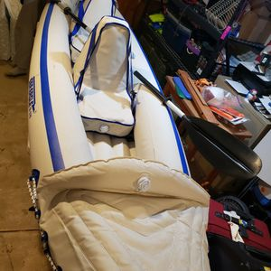 Sea Eagle 370 Inflatable Kayak for Sale in North Royalton, OH
