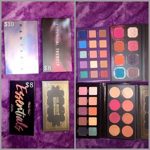 Eyeshadow palettes and perfume for Sale in Fort Worth, TX
