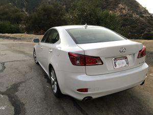 2012 Lexus IS 250 for Sale in Glendale, CA