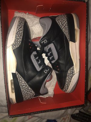 Jordan retro 3s for Sale in The Bronx, NY