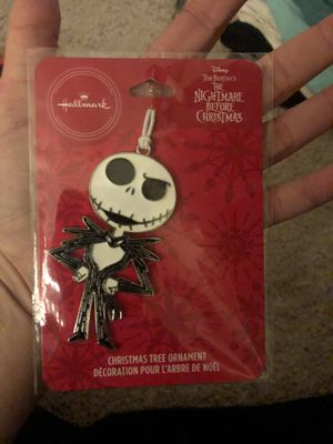 Nightmare Before Christmas Ornament for Sale in Pittsburg, CA
