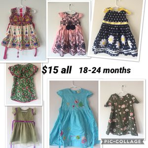 2 new summer dresses lot for $15 all for Sale in East Brunswick, NJ
