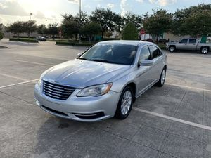 2011 Chrysler 200 for Sale in Houston, TX