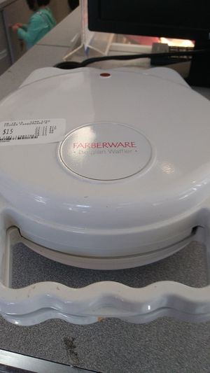 Belgian waffler for Sale in Chicago, IL