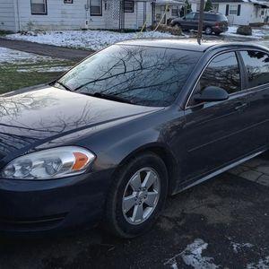 2009 Chevrolet Impala for Sale in Garden City, MI