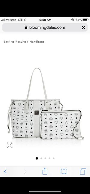 MCM purse and tote for Sale in Hacienda Heights, CA