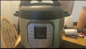 Instant pot 6 Quart for Sale in Oakland Park, FL