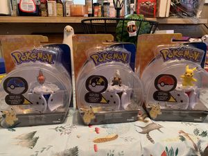 Pokemon Character plus Ball for Sale in La Habra Heights, CA