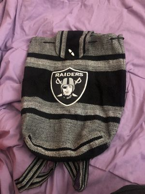 Raider backpack for Sale in Tracy, CA