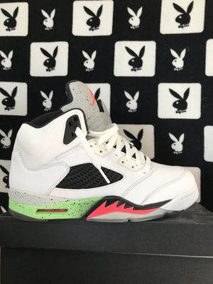 Jordan 5 pro stars size 9 for Sale in San Bernardino, CA