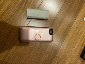mophie juice pack and power bank iphone for Sale in Bothell, WA