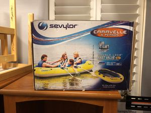 Sevylor Caravelle Inflatable raft for Sale in Elk Grove, CA