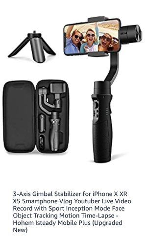 3-Axis gimbal stabilizer for Sale in Oceano, CA