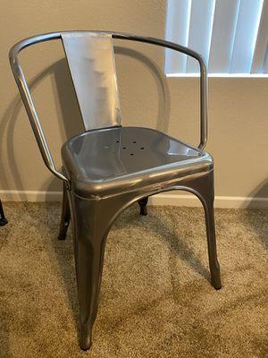 Metal chair for Sale in Laguna Hills, CA