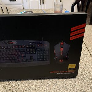 Gaming Keyboard And mouse Never used for Sale in Amherst, OH