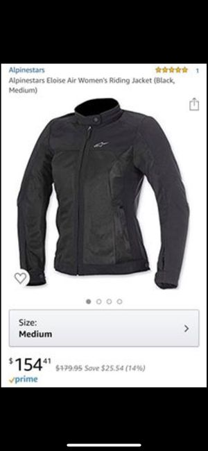 Womens motorcycle jacket for Sale in Vancouver, WA
