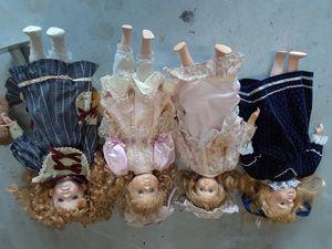Porcelain dolls for Sale in Riviera Beach, FL