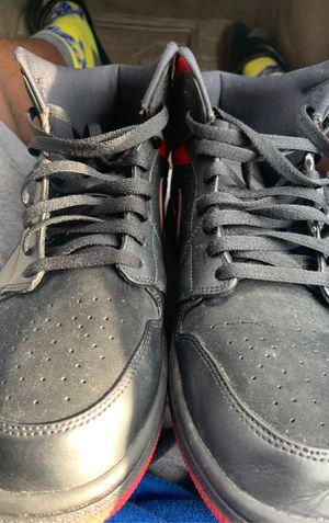 """Air Jordan 1 Mid """"last shot"""" for Sale in Lithonia, GA"""