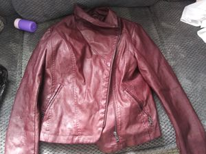 Womens leather jacket for Sale in Salem, MO