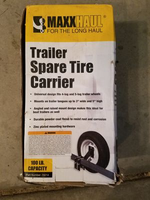 Trailer spare tire carrier for Sale in Turlock, CA