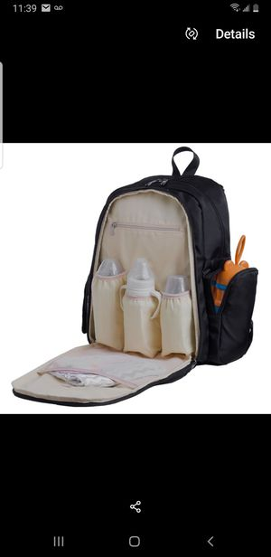 Diaper bag backpack with stoller straps(more than 100 new bags on sale ) for Sale in Emeryville, CA