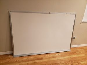 6x4ft wall mount Dry Erase board for Sale in Tarpon Springs, FL