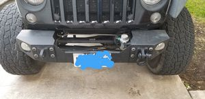 Jeep Bumper for Sale in Converse, TX