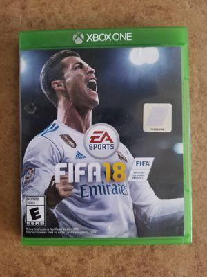 FIFA 18 - $17 for Sale in Phoenix, AZ