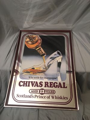 """Whisky Sign 21""""X 29"""" for Sale in Phoenix, AZ"""