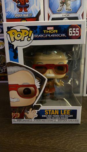 Thor ragnarok stanlee funko pop for Sale in San Diego, CA