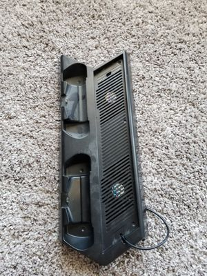 PS4 upright stand and fan base for Sale in Bedford, TX