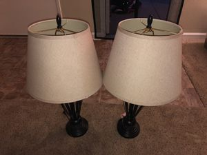Lamps for Sale in Fallbrook, CA