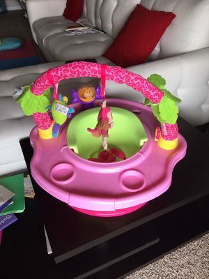 Infant playseat and booster seat for Sale in Austin, TX